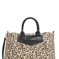 Sole Society 'Celina' Printed Canvas Tote | Nordstrom