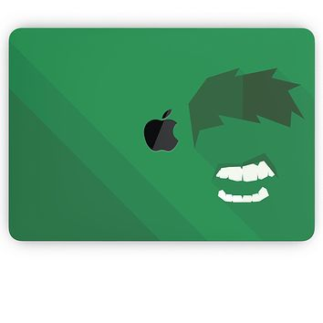 Comic Series / Strong Super Hero Wars 6 - Apple MacBook Pro, Pro with Touch Bar or Air Skin Decal Kit (All Versions Available)