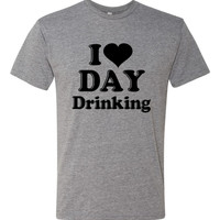 I love Day Drinking tshirt  great for st patricks day