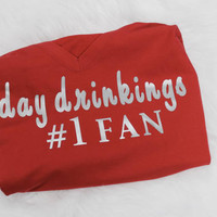 Day drinking's number #1 fan