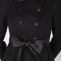 Downtown Peacoat - Women's Clothing and Fashion Accessories | Bohme Boutique