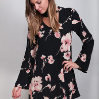 The Charlotte Floral Dress