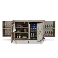 Ainsworth Eglomise Bar Cabinet