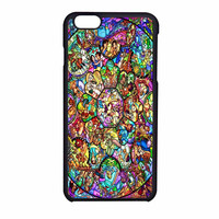 Disney Stainled Glass Master iPhone 6 Case