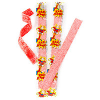 Sour Power Belts - Strawberry: 150-Piece Box