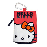Hello Kitty KT4215R Carrying Case Red Multi-Purpose