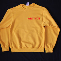 Art Hoe Sweatshirt (More colors and sizes available)