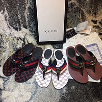 Gucci Fashion style A must-have slipper for summer