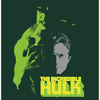 The Hulk by OBEY ZOMBIE