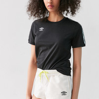 Umbro Mid-Rise Checkerboard Short | Urban Outfitters