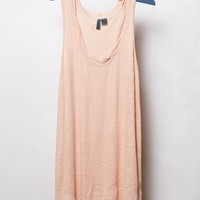 Twirled Scoop Tank