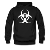 Biohazard Caution hoodie sweatshirt tshirt