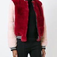 Blancha Classic Bomber Jacket - First Boutique - Farfetch.com