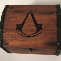 Assassin's Creed Wooden Chest