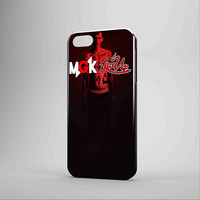 Mgk Lace Up Machine Gun Kelly iPhone 5 Case
