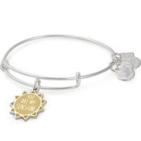 You Are My Sunshine Charm Bangle | Children's Glaucoma Foundation