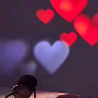 Heart Projector Light | Urban Outfitters