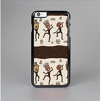 The Dancing Aztec Masked Cave-Men Skin-Sert Case for the Apple iPhone 6