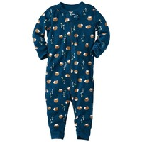 Hanna Andersson Baby Night Night Baby Sleepers In Pure Organic Cotton