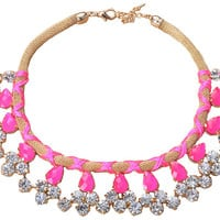 Neon-Ice Chain Necklace - My Jewel Candy