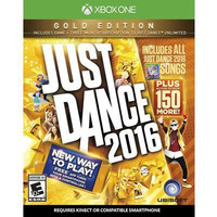 Just Dance 2016 (Gold Edition) Xbox One Video Game