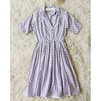 Vintage 50's Cotton Dress