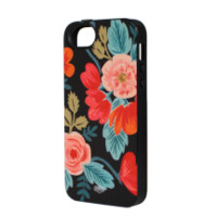 Russian Rose iPhone 5c Inlay Case by RIFLE PAPER Co. | Imported