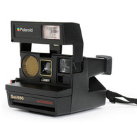 The Impossible Project Refurbished Polaroid Sun 660 Camera at Zumiez : PDP