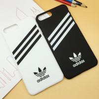Adidas Print  Sports Cover Case For Iphone 7 7 PLus & 6 6s Plus