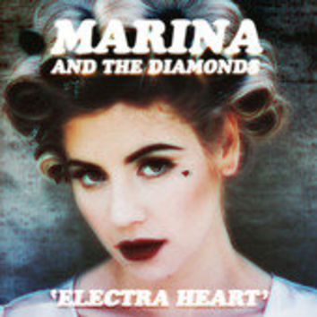 Electra Heart (Deluxe Version) by Marina and The Diamonds