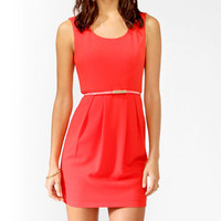 Pleated Sheath Dress | FOREVER 21 - 2019571959