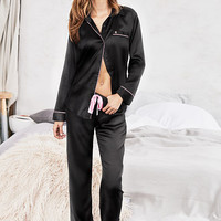 The Afterhours Satin Pajama - Victoria's Secret