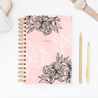 Notebook – Black & Pink