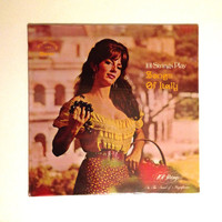 Rare Sealed Vinyl Record 101 Strings Songs Of Italy LP Album Jazz Sorrento Just Say I Love Her