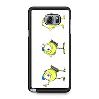 Mike Wazowski Monster University Art Note 5 Case