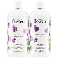 Philosophy Field of Flowers Violet Blossom Bath & Body Collection: Shop Body Cleanser | Sephora