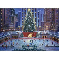 NYC Christmas Puzzle - Puzzle Haven