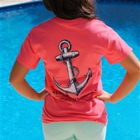 Preppy Tee - Anchor