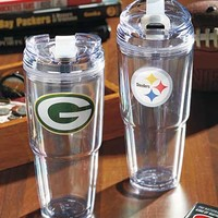 22-Oz. NFL Insulated Tumbler with Lid