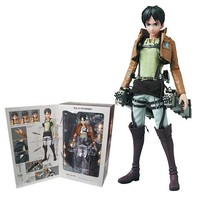 Attack on Titan Eren Yeager Real Action Hero Figure - Medicom - Attack on Titan - Action Figures at Entertainment Earth