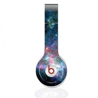 Space Nebula 8 Designed Decal Skin for Beats Solo HD Headphones by Dr. Dre (HEADPHONES NOT INCLUDED)