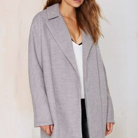 The Fifth Walking Home Midi Coat
