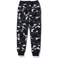 CITY CAMO TAPERED JERSEY PANTS