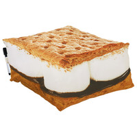iscream: S'Mores Write-On Pillow