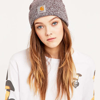 Carhartt Damson and White Scott Watch Hat - Urban Outfitters