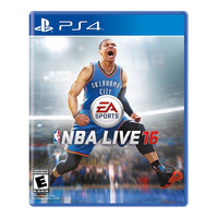 NBA Live 16 PS4 Video Game