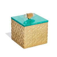 Brass Decorative Boxes in Mother of Pearl | Kendra Scott