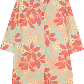 Eres - + LHD printed cotton tunic