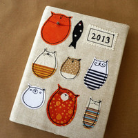2013 Weekly Planner  : Lovely Stella Diary