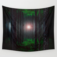 Pressure Wall Tapestry by HappyMelvin